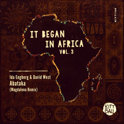 It began in Africa - Cover