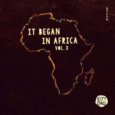 It began in Africa - KITT188 - Cover